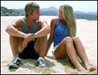 Mike Vogel and Blake Lively in 'The Sisterhood of the Traveling Pants'