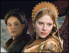 Johansson and Portman as the Boleyn Girls