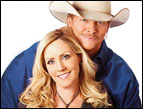 Denise and Alan Jackson