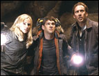 Diane Kruger, Justin Bartha, and Nicolas Cage in National Treasure: Book of Secrets