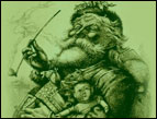 Thomas Nast's 'Merry Old Santa Claus'