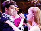 Patrick Dempsey and Amy Adams from Enchanted