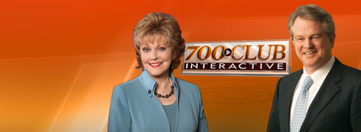 Watch The 700 Club Interactive Online