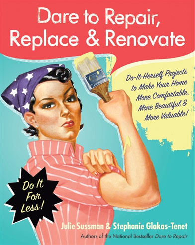 Dare to Repair, Replace, and Renovate