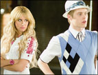 HSM characters Sharpay and Ryan Evans