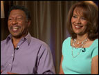 Billy Davis, Jr., and Marilyn McCoo