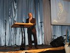 Dr. Campo speaks at Grace Bible Church
