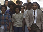 Nate Parker in 'Blood Done Sign My Name'