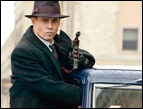 Johnny Depp as Dillinger