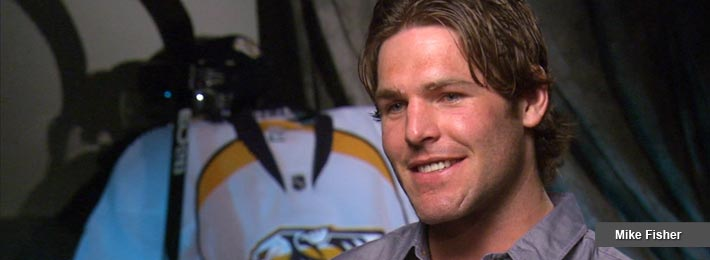 Mike Fisher's Miracle