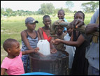 A New Water Well in Zimbabwe