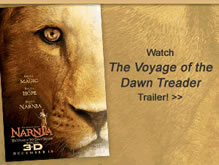 The Voyage of the Dawn Treader Movie Trailer