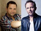 Brandon Heath and Chris Tomlin