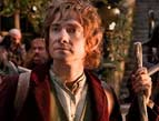 Martin Freeman as Bilbo in The Hobbit: An Unexpected Journey