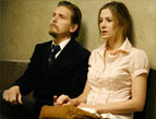 Mira Sorvino and Barry Pepper in Like Dandelion Dust