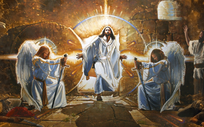 Famous Painting Of The Resurrection Of Jesus
