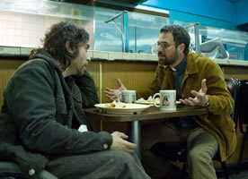 "Mark Ruffalo and Christopher Thornton in ""Sympathy for Delicious"""