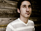 daily Devotion picture thoughtful man looking up