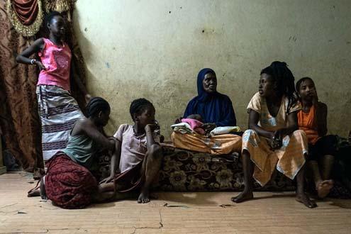 Mali Family