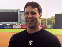 Baseball's Mark Teixeira in Faith and Family