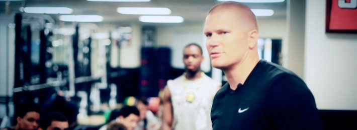 Jon Kitna Gets R.E.A.L. For Fatherless Kids