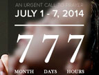 urgent call to prayer 777 anne graham lotz