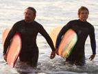 Chasing Mavericks; Photo by John P. Johnson