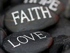 Faith Hopo and Love