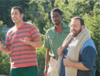 Adam Sandler, Chris Rock, Kevin James
