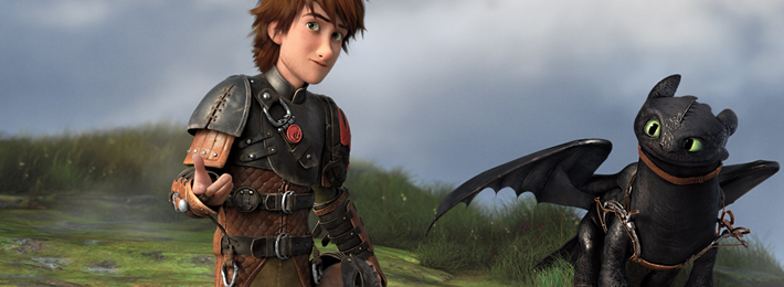 How to Train Your Dragon 2: Movie Review