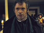 Hugh Jackman as Jean Valjean in Les Miserables