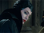 Maleficent, starring Angelina Jolie