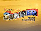 CBN Radio Summer Music Giveaway