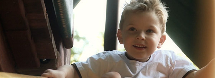 Boy Recovers from Fatal Disease