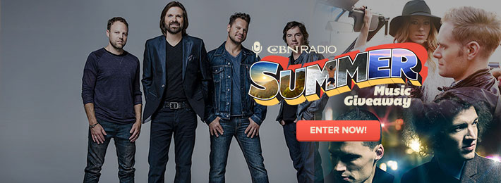 CBN Radio's Summer Music Giveaway