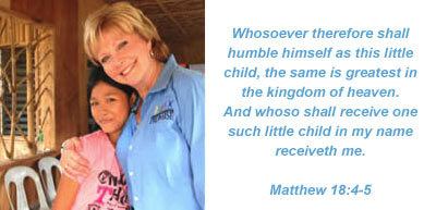 Matthew 18:4-5