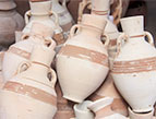 daily Devotion ceramic pots