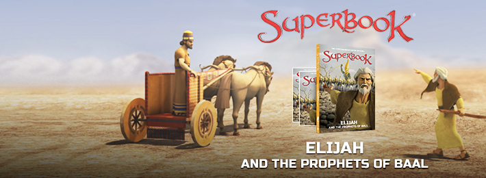 New Superbook DVD Now Available!