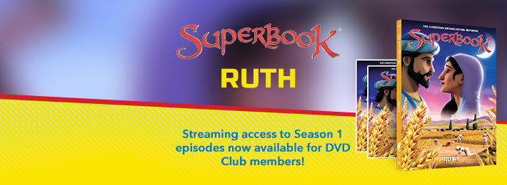 "Superbook: ""Ruth"""