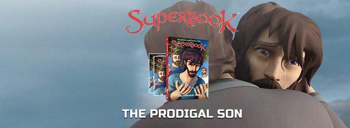 Join the Superbook DVD Club