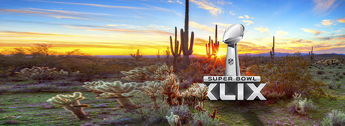 Finding Faith in the Desert at Super Bowl XLIX