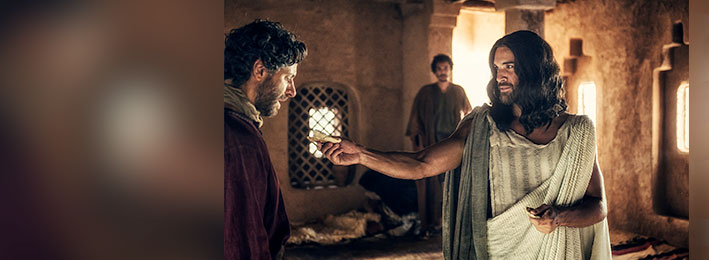 Jesus Is Back! NBC Presents the Book of Acts in Upcoming TV Series, A.D.