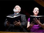 church pew singers