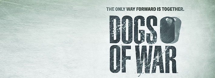 EXCLUSIVE PHOTO: Take a Look at A&E's New Veterans-Centered Show, Dogs of War