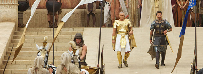 What We Can Take Away from Ridley Scott's New Exodus: Gods and Kings Trailer