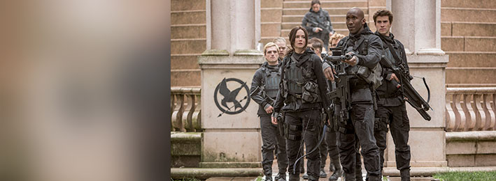 The Hunger Games: Mockingjay, Part 2: Movie Review