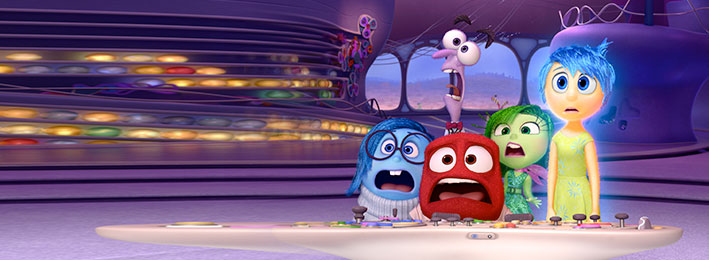 Inside Out: Movie Review