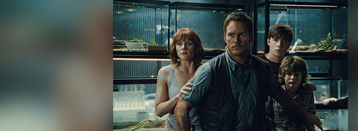 Jurassic World: Movie Review