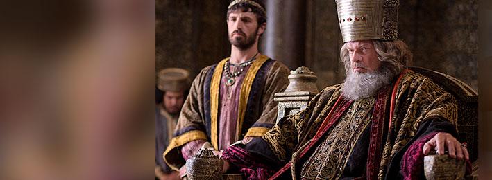 Kelsey Grammer and Eoin Macken: The Herods on Killing Jesus