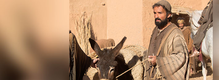 Disciple on Set: Killing Jesus Actor Shares His Personal Faith